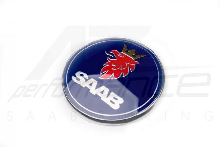 A Zperformance Saab Oem Rear Emblem Saab 9 3 Coupe 1998 2003